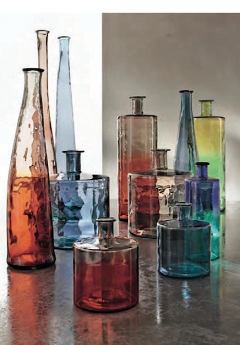 Abitastore | Arredo – Bottiglie Aurora Boreale Adriani E Rossi