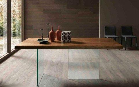 Arredamento In Legno Moderno.Abitastore Arredamento Online Arredo Casa Tavolo