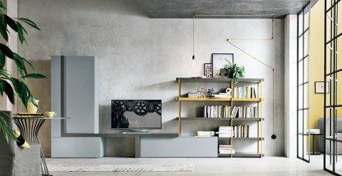 Abitastore | Arredamento online,Soggiorno Moderno A080