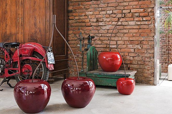 Blog - Cherry di Adriani e Rossi: colore per la tua casa!