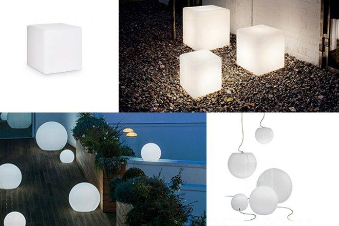 Blog - Illuminazione outdoor   Arredamento online - Abitastore