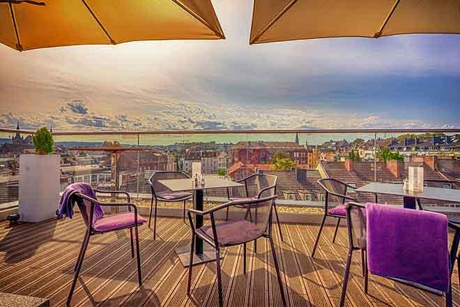 Blog tavolino da terrazzo: colore e praticità!